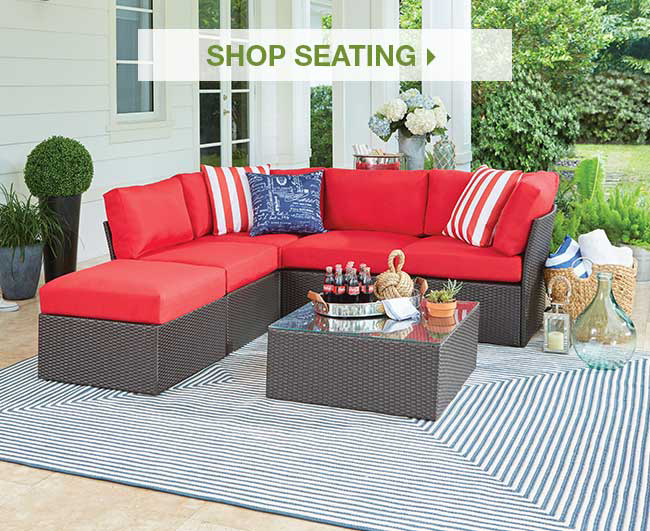 Shop outdoor furniture at Art Van