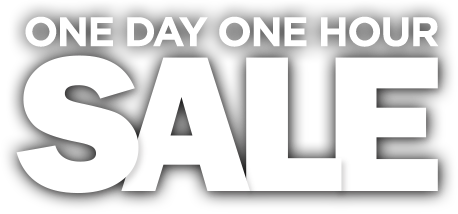 One Day One Hour Sale