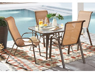 shop Manor II 5PC Dining Set