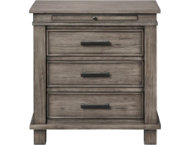 Glacier Bay 3Dr Nightstand