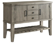 shop Huron-Dining-Server---Grey