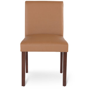 Low Back Parson Chair -Caramel