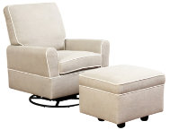shop Chase Swivel Glider Chair Set
