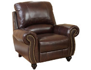 Cambridge Brown Pushback Chair