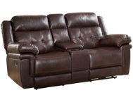 Carly Reclining Loveseat