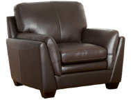 Bella Top Grain Leather Chair