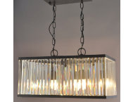 Stella Rectangular Chandelier