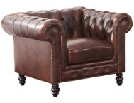 Grand Chesterfield Chair