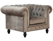 Grand Chesterfield Armchair