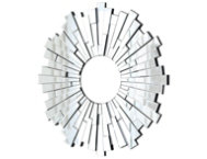 Empire Round Wall Mirror