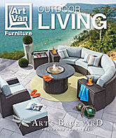 Art's Backyard: Outdoor Living