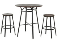 shop Bar table and 2 Bar stools