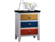 Brooklet Multicolor Nightstand