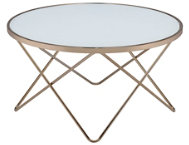 Valora Frosted Coffee Table