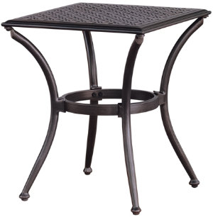 Manhattan 20x20 End Table