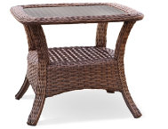 Veranda 27  Square End Table