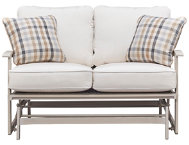 shop Lakehouse Loveseat Glider