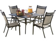 Manhattan 5pc Patio Dining Set