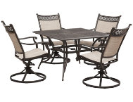 Manhattan-5pc-Dining-Set