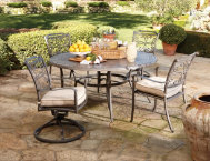 5pc Patio Dining Set