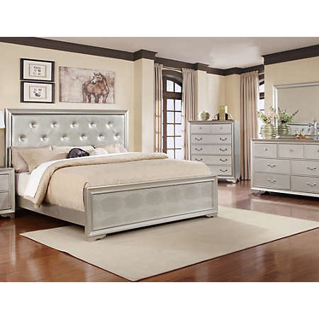 Poseidon Bedroom Collection | Master Bedroom | Bedrooms | Art Van ...