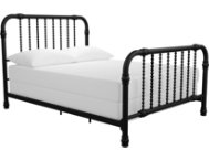 Wren Black Full Bed