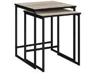 Lola Sonoma Oak Nesting Tables