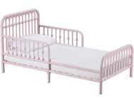 Ivy Pink Toddler Bed