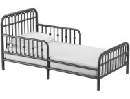 Ivy Gray Toddler Bed