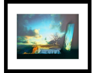 shop Bed-Mirror-18x22-Framed-Photo