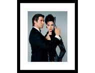 James Bond 33x43 Framed Photo