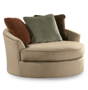 Laken Swivel Chair