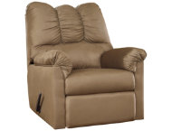 COLORS Mocha Rocker Recliner