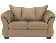COLORS Mocha Loveseat