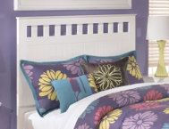 Lulu Full Panel Headboard