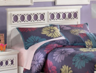 Zayley Full Panel Headboard