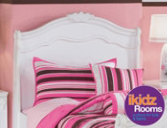 Twin Sleigh Headboard FB