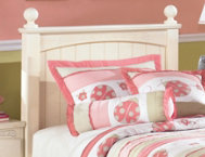 shop Cottage-Twin-Poster-Headboard