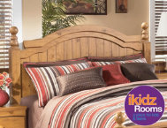 Stages Full Headboard
