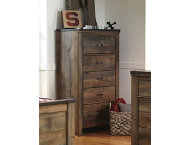 Trinell 5 Drawer Chest