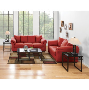 Darcy Collection Fabric Furniture Sets Living Rooms Art Van Furniture The Midwest 39 S 1