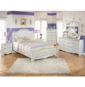 Zarolina Collection Youth Bedroom Bedrooms Art Van