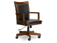 Arm Chair W Swivel Adj Height