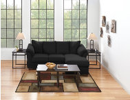 COLORS Black 6PC Room Package