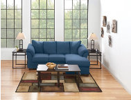 COLORS Blue 6PC Room Package