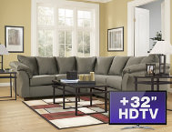 shop 7-Piece-Living-Room-Package-with-TV