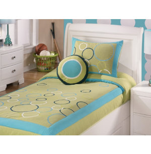 Bubbles Twin Comforter