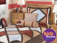 Academy Full Comforter Set