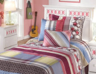 Pia 5PC Twin Comforter Set