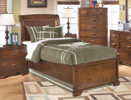 Twin-Sleigh-Bed